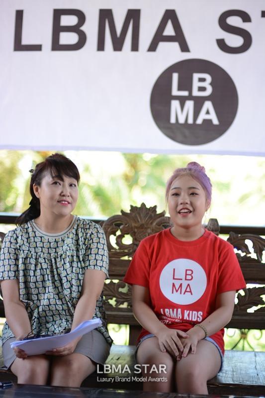 [interview]LBMA STAR 2019 코타키나발루 최민정 주니어모델