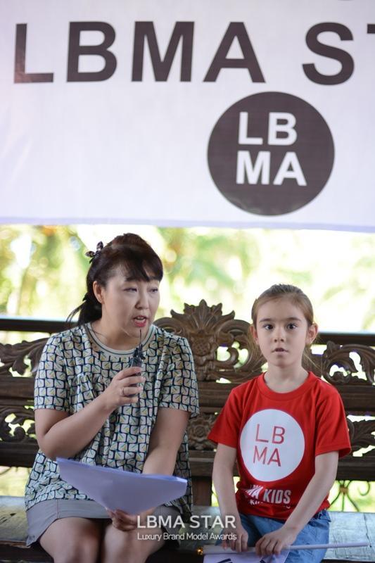 [interview]LBMA STAR 2019 코타키나발루  김세린 키즈모델